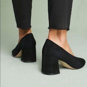 4b4c8bb6f6e Anthropologie Shoes - M4D3 Helen Block Heel Pumps
